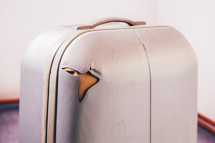 Damaged Baggage