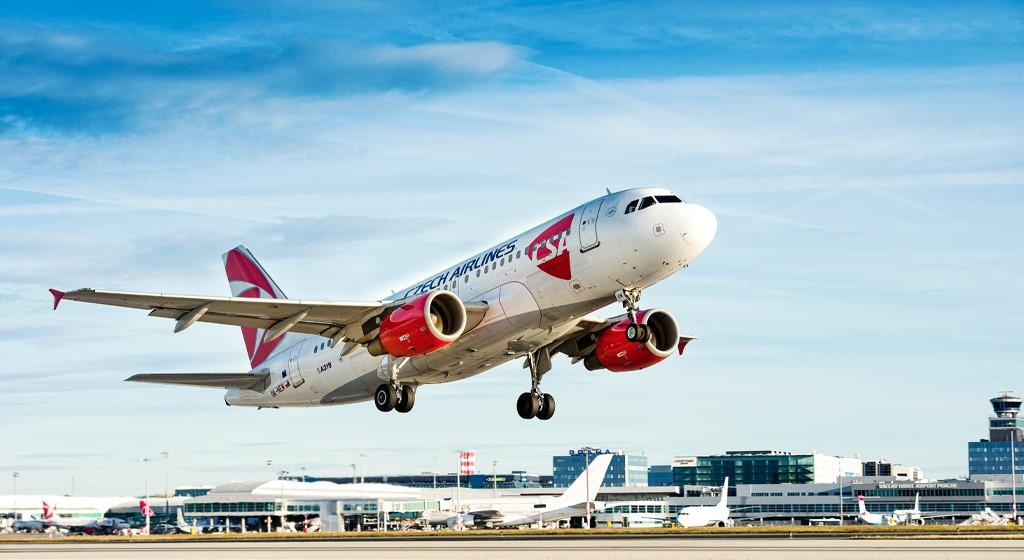 Obnovení provozu Českých aerolinií